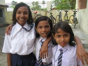 ニランジャナの少女たち