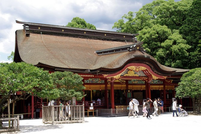 https://commons.wikimedia.org/wiki/File:20100719_Dazaifu_Tenmangu_Shrine_3328.jpg