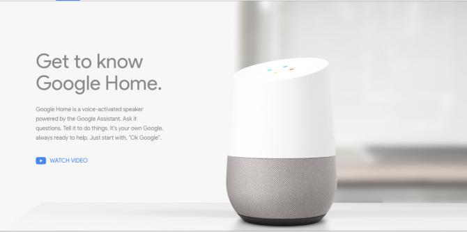 米国で11月から発売と噂されるGoogle Home